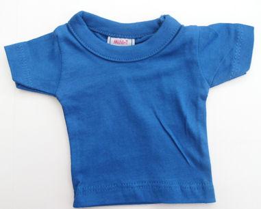 Minishirt inkl. Wunschdruck mit Bügel und Saugnapf