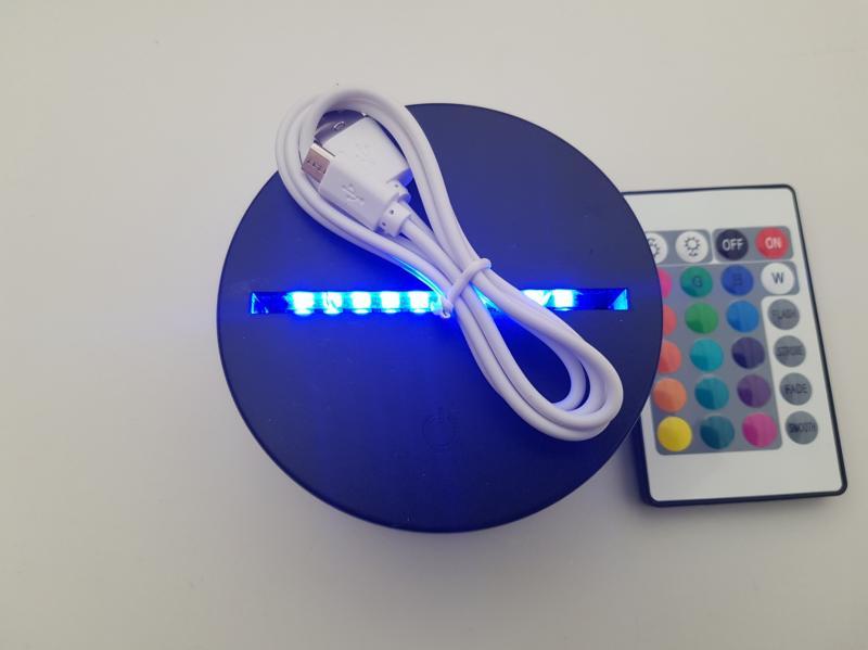 LED Windjammer mit LED Geschenk Dekor