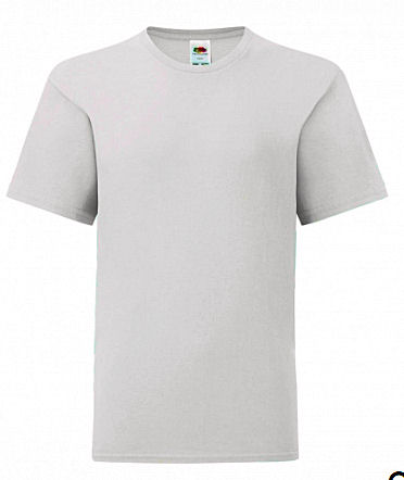 T-Shirt Fruit of the Loom Größe 140