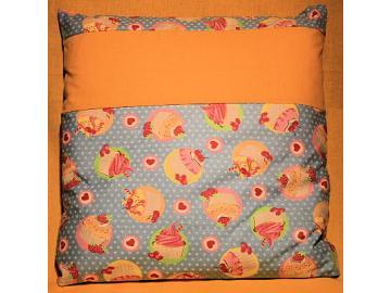 Kissenbezug Donuts 40 x 40 cm