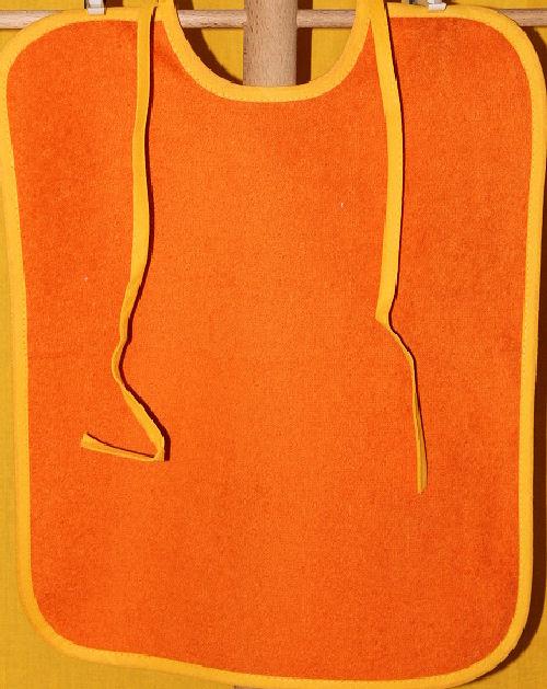Riesenlätzchen Orange 40 x 30 cm