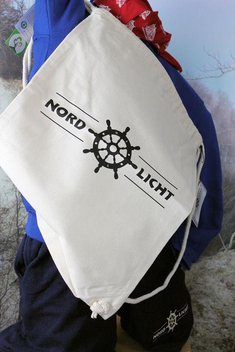 Rucksack Nordlicht beige