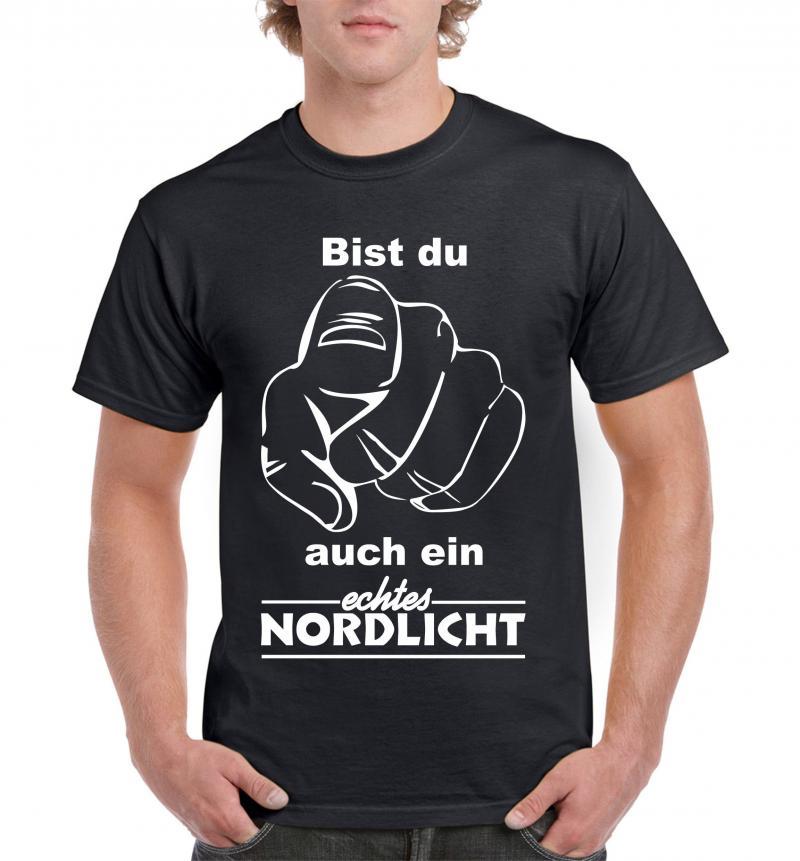 T-Shirt schwar