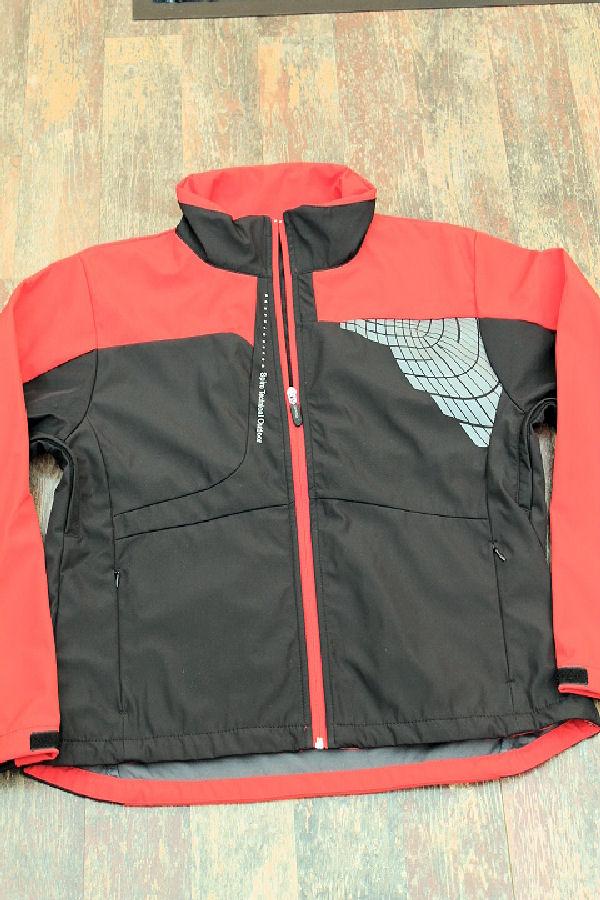 Damen Spiro Team 3 Layer Softshell Jacket Gr. XL Wasserdicht