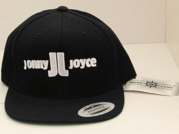 Result Core Cap Schwarz mit Stickerei Jonny Joyce