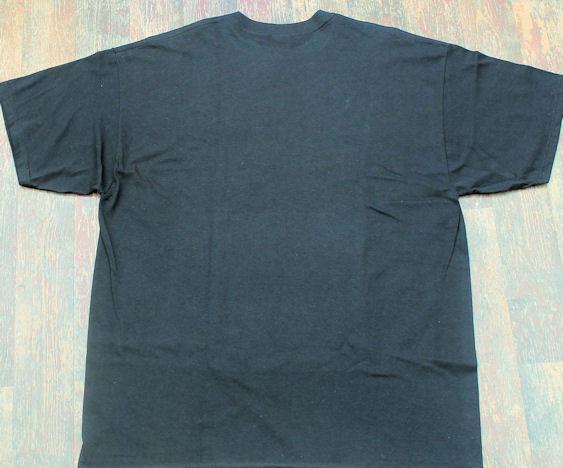T-Shirt schwarz Jonny Joyce Sorry